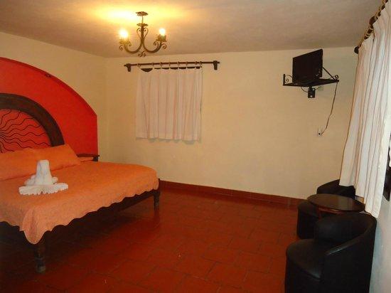 Hotel Jovel: Habitación...