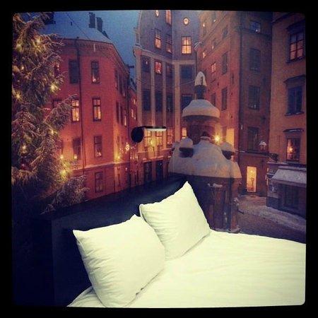 Hotel C Stockholm: Dubbelrum express utan fönster