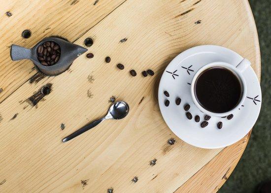 Puku Puku Café: Path to joy!