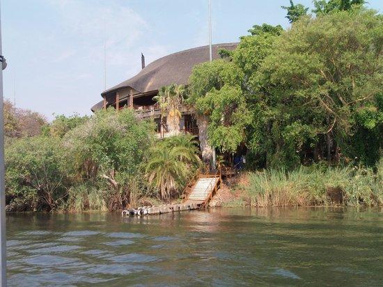 Cresta Mowana Safari Resort and Spa: View from river cruise