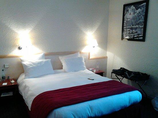Mercure Annecy Centre : Chambre 201