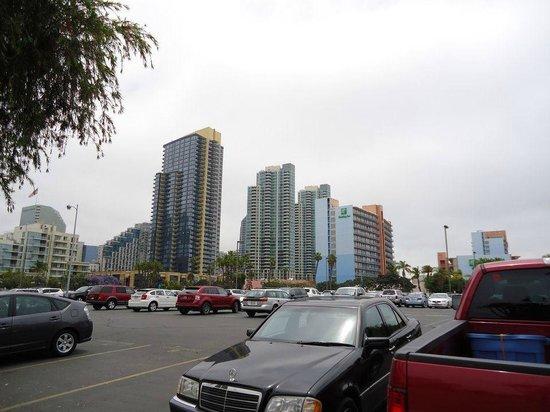 Motel 6 San Diego Downtown: San Diego de día