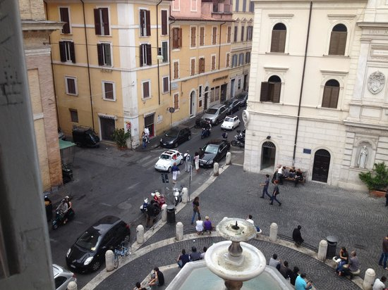 B & B Suburbe Roma: Room view