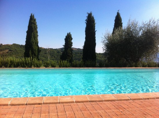 Agriturismo Ampugnano: Another view of heaven