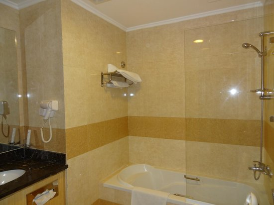 Imperial Suites Hotel: bath room