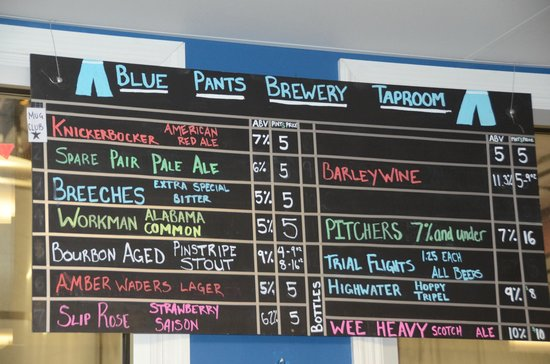 ‪Blue Pants Brewery‬