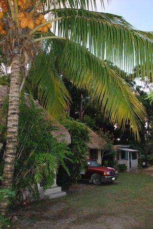 Cabanas Mercedes: Vista exterior
