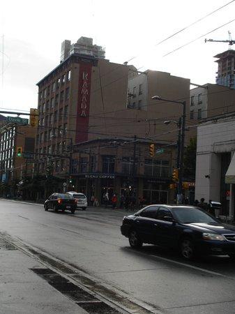 Ramada Vancouver Downtown: Ramada Downtown Vancouver