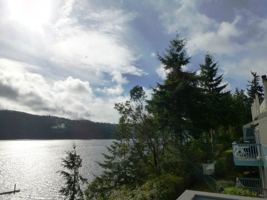 WorldMark Discovery Bay : From our deck