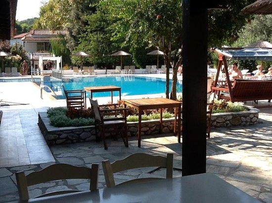 Myrtia Pool Picture Of Myrtia Hotel Koukounaries Tripadvisor