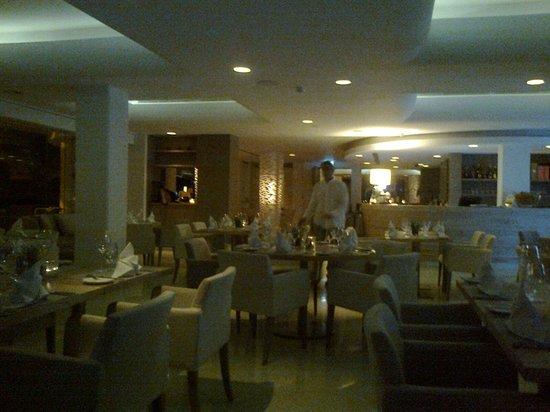 Alasia Hotel: Dining Room