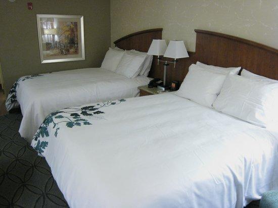 Isaac Jackson Hotel: Beds