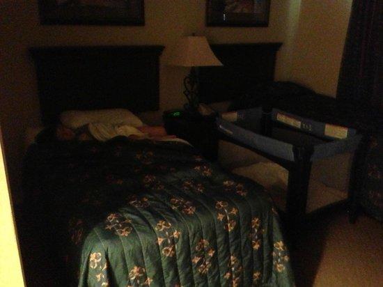 WorldQuest Orlando Resort: Bedroom