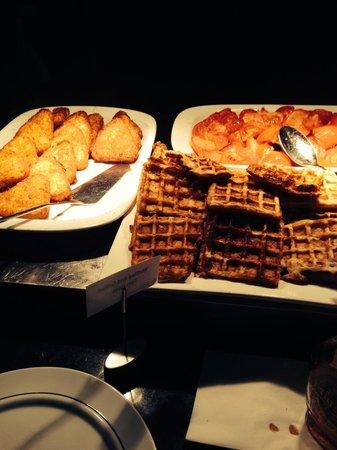 Radisson Blu Hotel & Spa, Galway : Breakfast