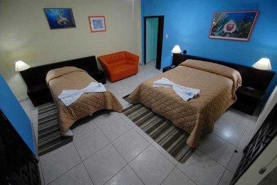 Hotel Escuela Marbella: Habitaciones