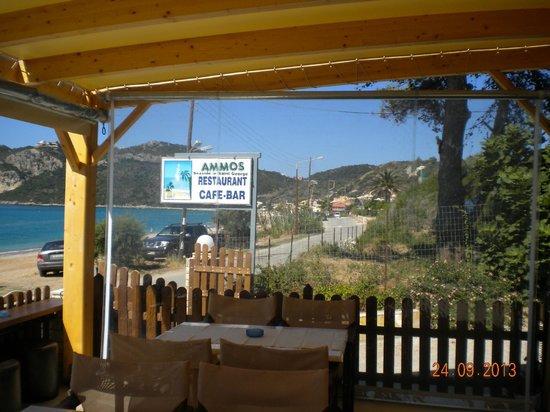 Ammos Seaside in Saint George: view4