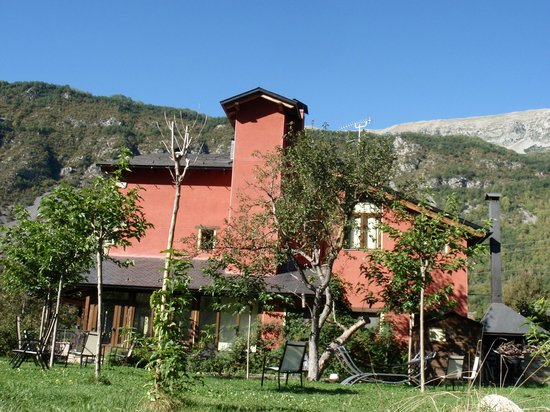 Hotel La Casa del Rio : Vista del Hotel
