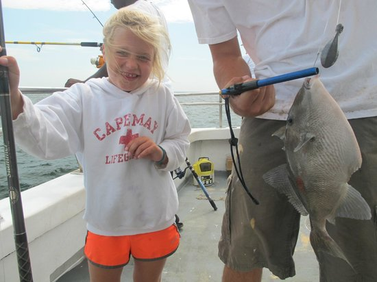 EcoVentures : Deep-sea fishing trips every Friday