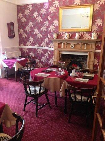 Bramblewick Guest House: de ontbijtkamer
