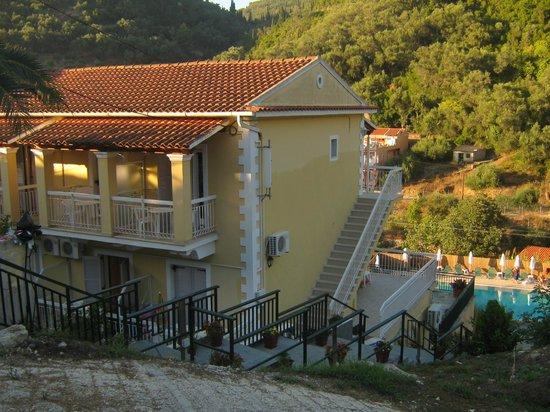 Marina Apartments : Part of the hotel