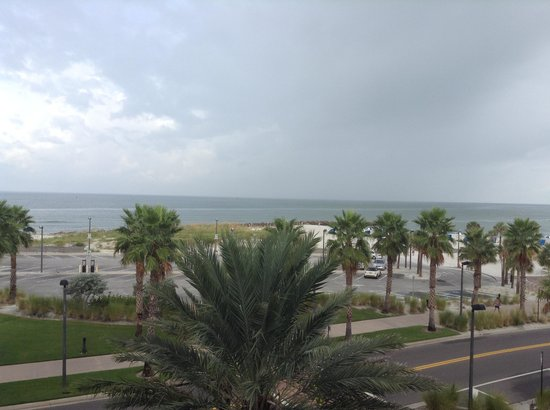 Magnuson Hotel Clearwater Beach : view