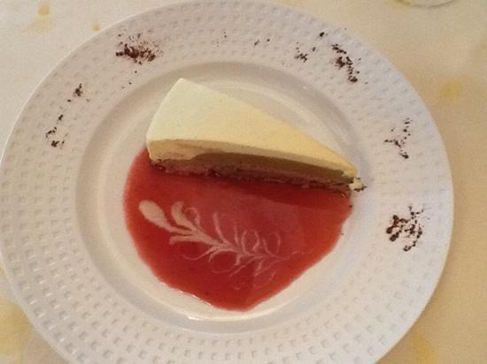 Le Mastroquet: dessert