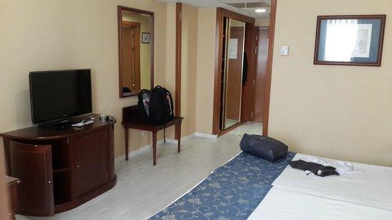Madrid Marriott Auditorium Hotel & Conference Center: Habitación 4445