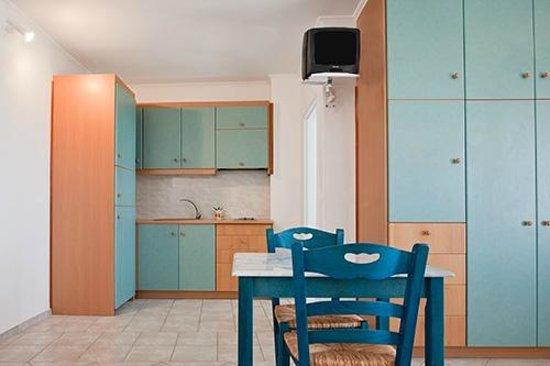 Villa Venus: Κουζίνα