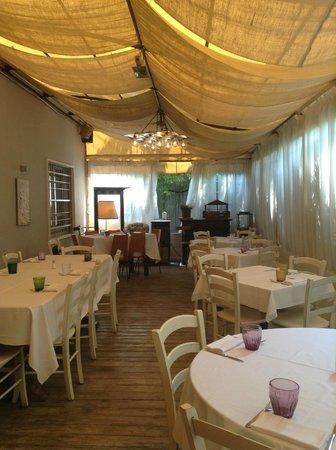 Cece e Simo B&B: Restaurante do Hotel