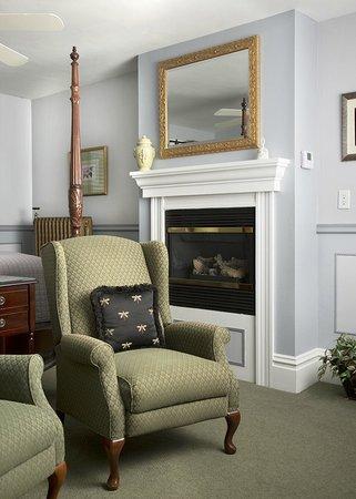 Glynn House Inn: Coolidge Deluxe Bedroom