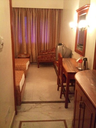 Hotel Raj Palace: Room View 3