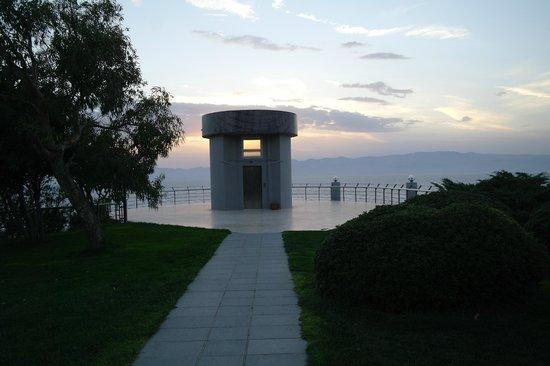 Grand Hotel Ontur: winda na plażę