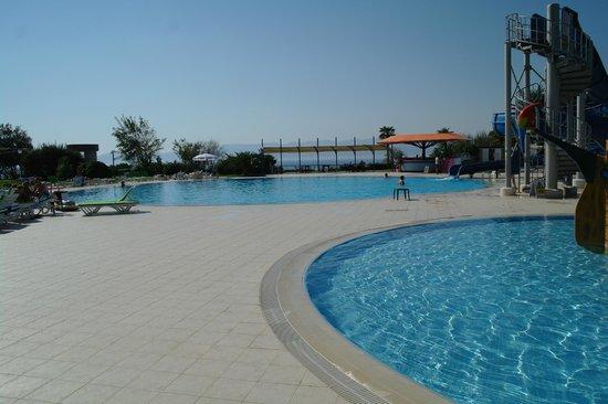 Grand Hotel Ontur: baseny