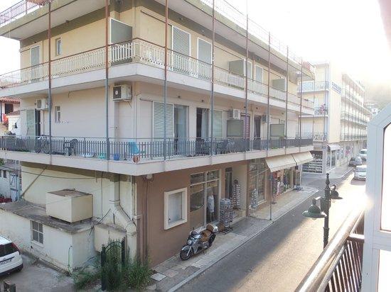 Ξενοδοχείο Κρόνιο: Vistas del hotel