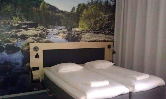 Hotellet Gekas: Rum 206