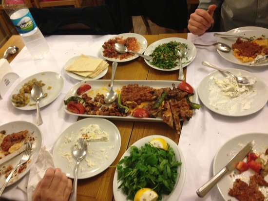 Adana Il Siniri Ocakbasi: The perfect turkish food served at Adana Il Siniri