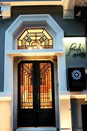 Frida Suites Main Door