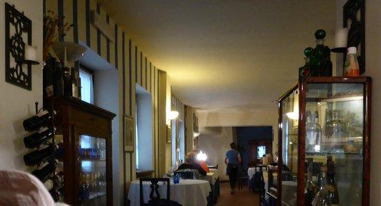 El Sacocin: la sala principale