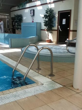 Best Western Plus Peterborough Orton Hall Hotel & Spa: jacuzzi