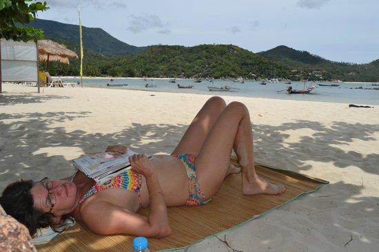 Longtail Beach Resort : Beautiful beach