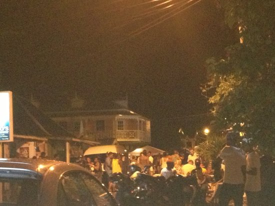 Gros Islet Street Party : Gros Islet Friday Night Street Party Jump Up