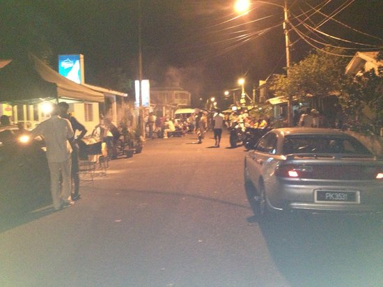 Gros Islet Street Party : Gros Islet Friday Night Street Party Jump Up Marie Therese Street