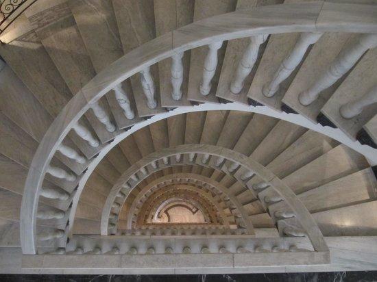 Hotel Vincci Via 66: Stairwell