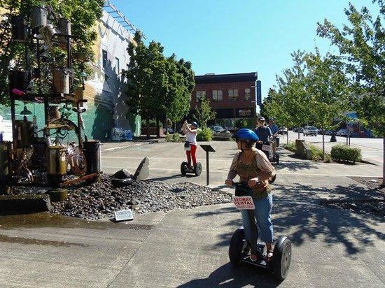 Vancouver Segway Tours