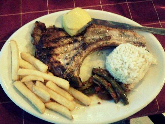 Da Veronica Bar: Pork Steak