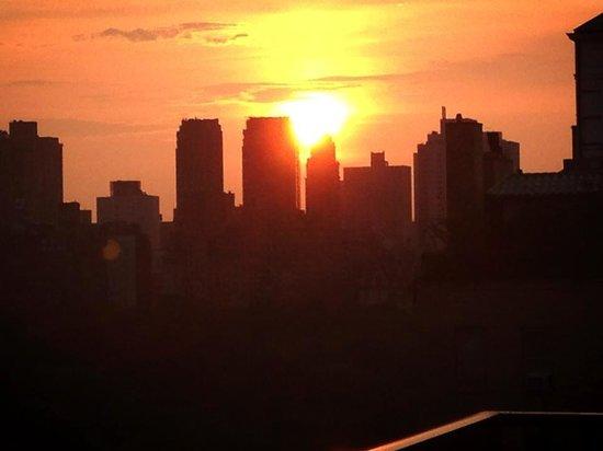 The Surrey: NYC Sunset