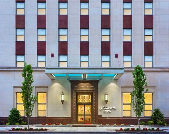 Hampton Inn Washington, D.C./White House : Exterior