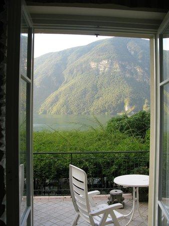 Hotel Stella d'Italia: View!