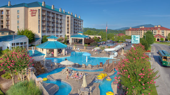 Music Road Resort Hotel : Music Road Resort in Pigeon Forge