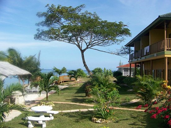 Hanover Parish, Jamaica: Property ocean front